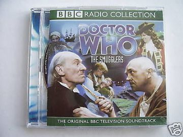Doctor Who The Smugglers  CD  Audio Soundtrack William Hartnell